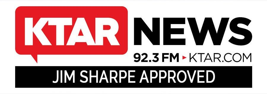 KTAR News | 92.3 PM | KTAR.COM | Jim Sharpe Approved | Nate Hastings